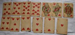Jeu De 54 Cartes à Jouer Pub ROI Du CAOUTCHOUC Vêtements Pluie Carte Joker Publicité Leslau Bruxelles Belgique - Carte Da Gioco