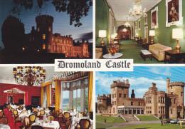 Ph-CPSM Irlande Newmarket-on-Fergus (Clare) Dromoland Castle - Clare