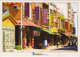 TAIWAN Danshui Street TAÏPEI - Taiwan