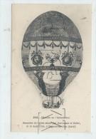 Bagnols-sur-Cèze (30) : GP D´un Ballon Captif Monté Par Darroussin Et Ballet Illustration De 1785 Ed 1910 (animé) PF - Bagnols-sur-Cèze