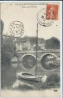 Villeneuve Saint-Georges-Pont Sur L'Yerres-(CPA) - Villeneuve Saint Georges