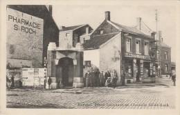 Herstal Place Laixhaut Et Chapelle Saint Roch Pharmacie Librairie La Meuse! - Herstal