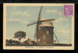 Breteuil - Le Moulin à Brouettes - Breteuil