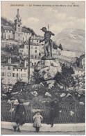 38. Grenoble : La Vedette Gauloise Et Sainte Marie D ´ En Haut  . - Grenoble