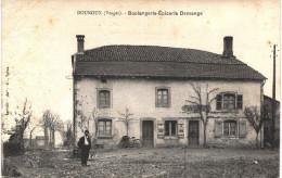 Carte Postale Ancienne De DOUNOUX - France