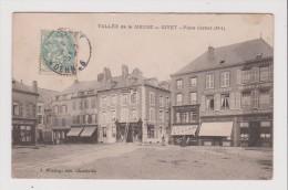 CPA - VALLEE De La MEUSE - GIVET - Place Carnot - Givet