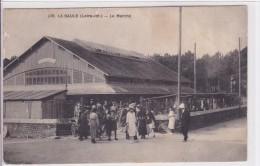 44 LOIRE ATLANTIQUE LA BAULE  Le Marché N° 179 - La Baule-Escoublac
