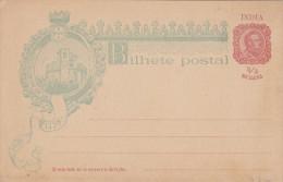 Portugal-INDIA, 1880-90s #2 - Inde