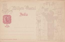 Portugal-INDIA, 1880-90s - Inde