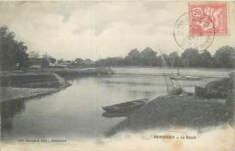 17 MARENNES Le Bassin - Marennes