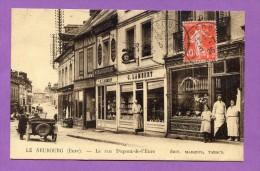 1926 :  27 : LE NEUBOURG : LA RUE DUPONT-DE-L'EURE - Autres Communes