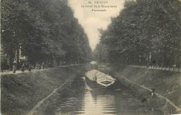 10 TROYES La Canal De La Haute Seine - Troyes
