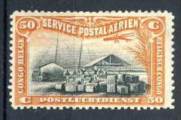 COB  PA 1  **  (P253) - Congo Belge