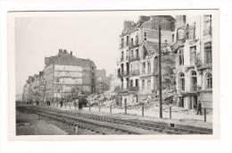 BOMBARDEMENTS DE NANTES  ( Septembre 1943 ) /  QUAI DE LA FOSSE  ( Angle Rue Des Capucin ) /  Cliché N° 18 - Nantes