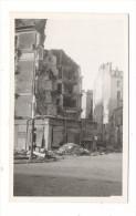 BOMBARDEMENTS DE NANTES ( Septembre 1943 ) / PLACE DU CIRQUE ( Angle Rue Arche Sèche Et Bd Erdre-Comble ) / Cliché N° 10 - Nantes