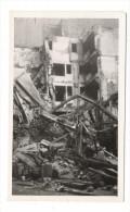 BOMBARDEMENTS DE NANTES  ( Septembre 1943 ) /  IMMEUBLE  PLACE  DE  L´ ECLUSE  (  Erdre-Comblé ) /  Cliché N° 9 - Nantes