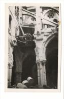 BOMBARDEMENTS DE NANTES  ( Septembre 1943 ) /  EGLISE  SAINT- NICOLAS  (  1 Travée ) /  Cliché N° 8 - Nantes