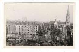 BOMBARDEMENTS DE NANTES  ( Septembre 1943 ) /  ENSEMBLE  DE  LA  RUE  DU  CALVAIRE  ( Partie Basse ) /  Cliché N° 2 - Nantes