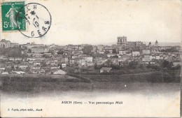 AUCH - 32 - Vue  Panoramique  - CCC - - Auch