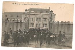 RENNES L'Arsenal La Sortie Des Ouvriers - Rennes