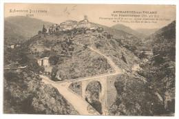 ANTRAIGUES SUR VOLANE Vue Panoramique - France