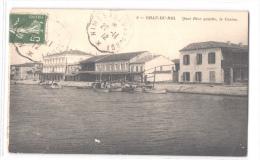 FR30 LE GRAU DU ROI - Nd 6 - Quai Rive Gauche - Le Casino - Belle - Le Grau-du-Roi