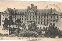 RENNES L'hôpital Militaire - Rennes