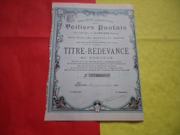 VOILIERS NANTAIS (1907) Nantes,loire Atlantique - Shareholdings