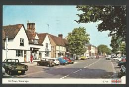 STEVENAGE Hertfordshire Old Town 1984 - Hertfordshire