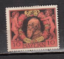 BAVIERE *  YT N° 93 - Bayern