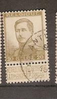 Belgium & Marcofilia Alberto I (119) - 1915-1920 Alberto I
