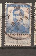Belgium & Marcofilia Alberto I (125) - 1915-1920 Albert I