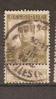 Belgium & Marcofilia Alberto I (112) - 1915-1920 Alberto I