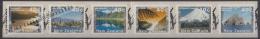New Zealand - Nouvelle Zelande 1996 Yvert 1461-66 Definitive - Landscapes - MNH - Neuseeland