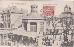 59 - VALENCIENNES - LE MARCHE AUX POISSONS - Valenciennes