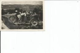 74-LA BAUCHE VIEILLE AUTO 1927 PHOTO 8.5X6 - France