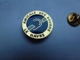 Médical , Santé , Amicale Des Sourds , Le Havre , Sourd , Surdité - Medici