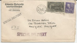 PERFIN  USA----  NEW YORK,---13-08-1952--PERFIN,  C U -- - America Centrale