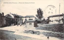 87 - Droux - Place Du Champ De Foire - France