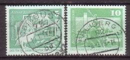 DDR , 1973 , Mi.Nr. 1842 / 1843 O / Used - [6] Democratic Republic