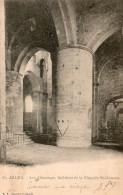 ARLES - Les Aliscamps - Intérieur De La Chapelle St-Honorat - (67) - - Arles