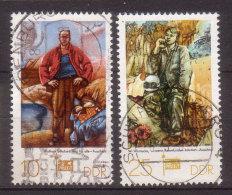 DDR , 1977 , Mi.Nr. 2247 /2248  O / Used - DDR