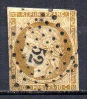 5/ France : N° 1 Oblitéré  , Cote : 340,00 € , Disperse Belle Collection ! - France