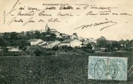 RICHARDMENIL -54- VUE GENERALE - Sonstige Gemeinden