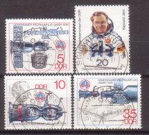 DDR , 1978 , Mi.Nr. 2359 - 2362 O / Used - DDR