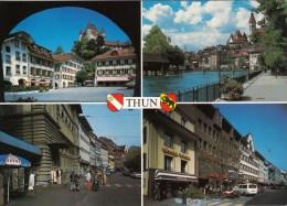 Switzerland Schweiz Suisse 54155 Thun Balliz Unposted - BE Bern