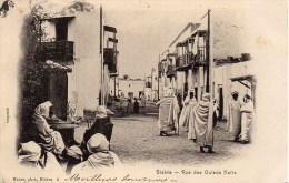 Algérie  BISKRA  Rue Des Ouleds Naïls - Biskra