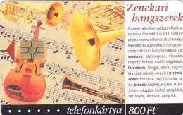 Cheat Sheets: Music - Hongrie
