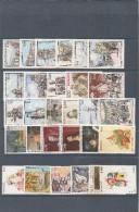 LOT DE TIMBRES DE MONACO - Collections, Lots & Séries