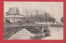 Nantes  --  Pont De La Rotonde - Nantes